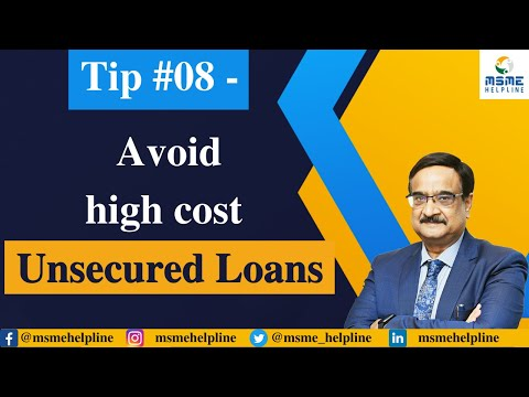 tip-#08---avoid-high-cost-unsecured-loans