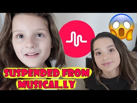 Suspended From Musical.ly! 😱 (WK 355.5) | Bratayley