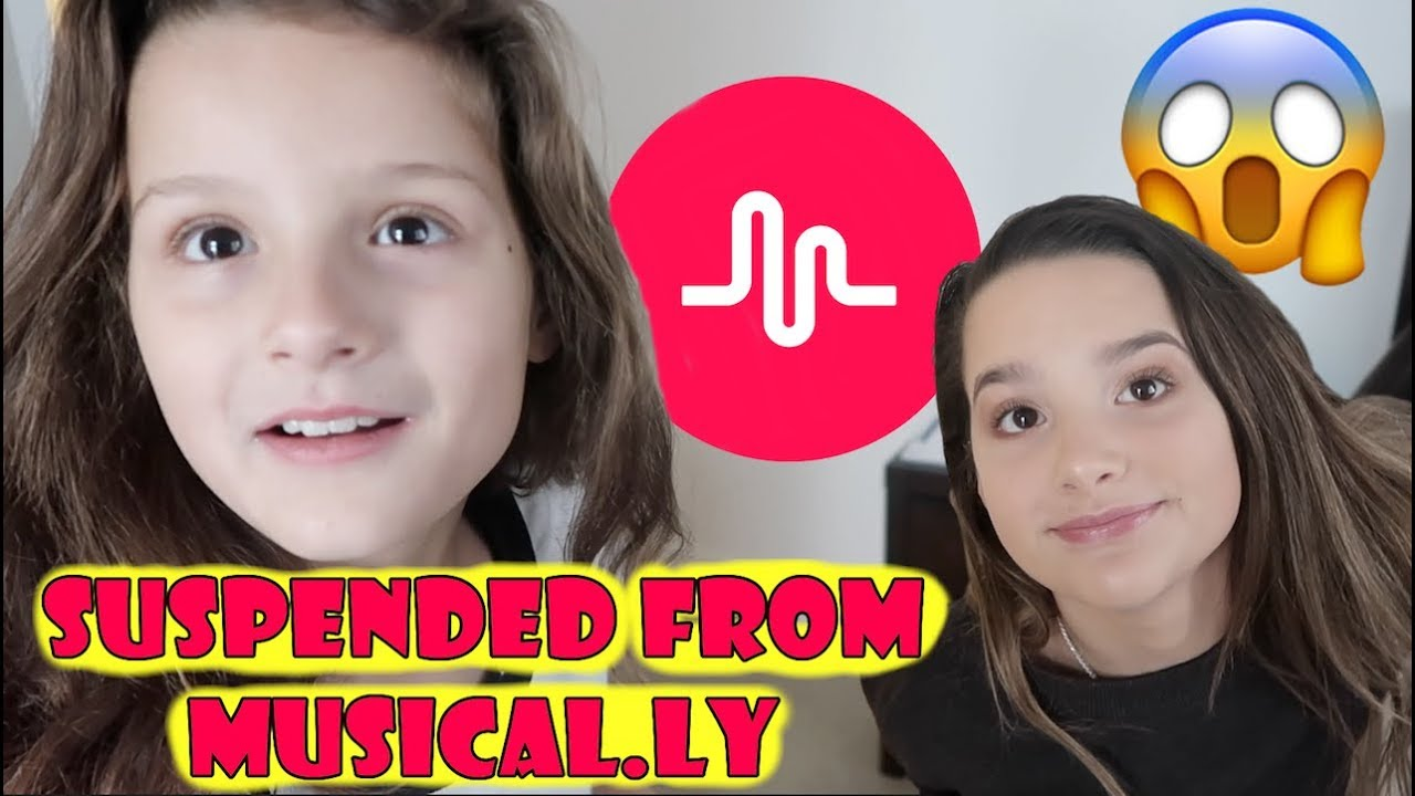 SUSPENDED FROM MUSICAL.LY! 😱 (WK 355.3) | Bratayley