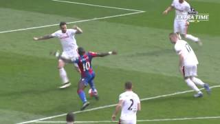Crystal Palace will remain in top flight after win v. Stoke