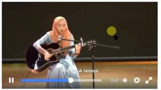 Video KUN ANTA (HUMOOD ALKHUDHER ) VERSI CEWEK CANTIK download MP3, 3GP, MP4, WEBM, AVI, FLV Januari 2018