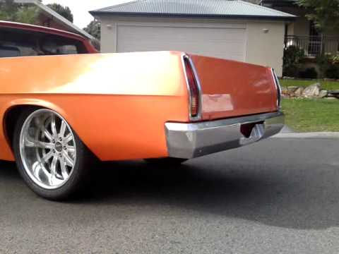 Hq Ls1 Turbo Ute Rangaq New Setup No Tune Youtube