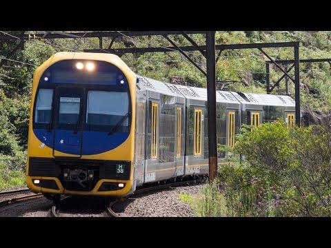 NSW Rail Vlog 18: Wondabyne II