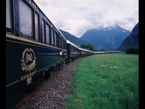 Discover the Venice Simplon Orient Express