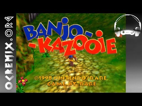 """Banjo-Kazooie OC ReMix by Tyler Gill: """"The Last Laugh"""" [Gruntilda's Lair/Cackletta (M&L:SS)] (#3683)"""