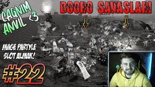 AGS #22 | Flame Shard ve Mythril Basıyoruz | Cz Booro Savaşları!