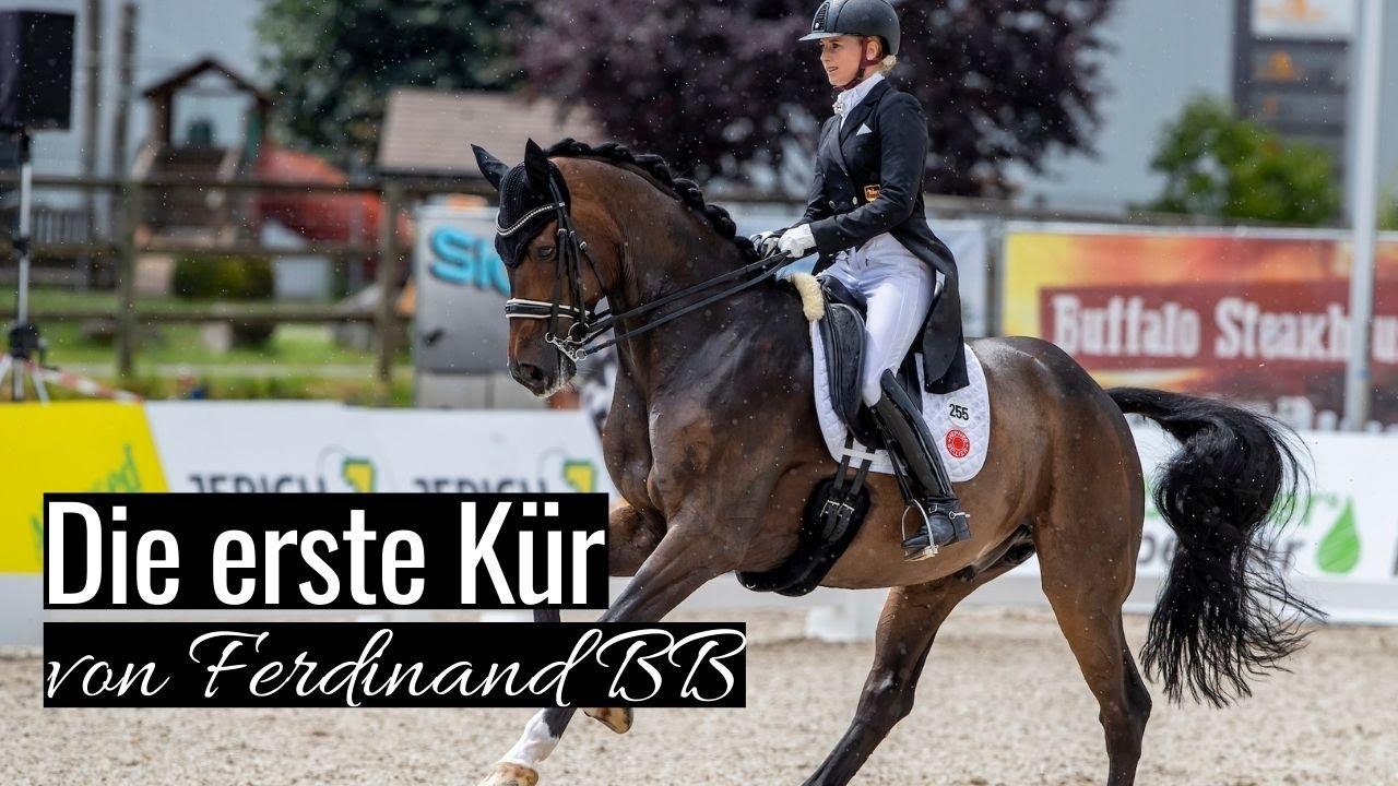 Jessica von Bredow Werndl & Ferdinand BB : des débuts sur le Grand Prix en CDI programmés