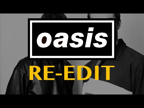 Oasis - Columbia (Sergio Manifesto Re-Edit)