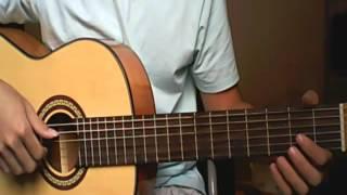 [Guitar Tutorial] - Hướng dẫn chơi Mơ hồ - Bùi Anh Tuấn