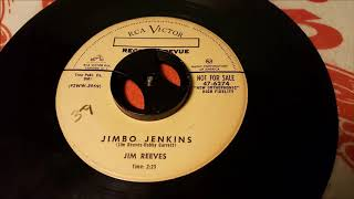 Watch Jim Reeves Jimbo Jenkins video
