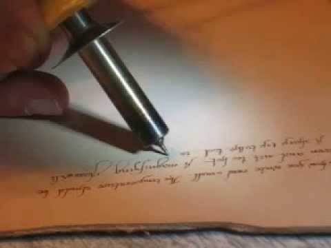 Pyrographic calligraphy youtube spiritdancerdesigns Images