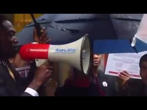 joris demmink overal protesten we staan internationaal voor gek