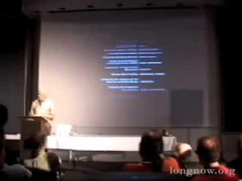 "Paul Hawken ""The Long Green"" Seminar About Long Term Thinking"