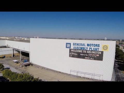 $1.4 Billion GM Expansion