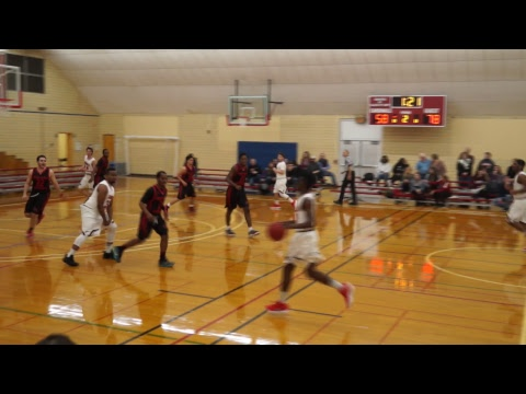 Men's Basketball - Cardinals vs Redhawks