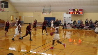 Men's Basketball - Cardinals vs Redhawks