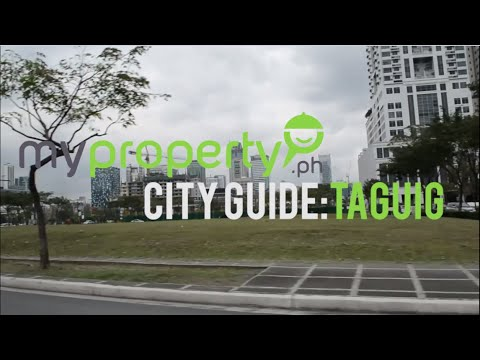 MyProperty.ph Guide to Taguig City