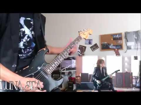 ROSIER / LUNA SEA ギター弾いてみた。SUGIZOパート