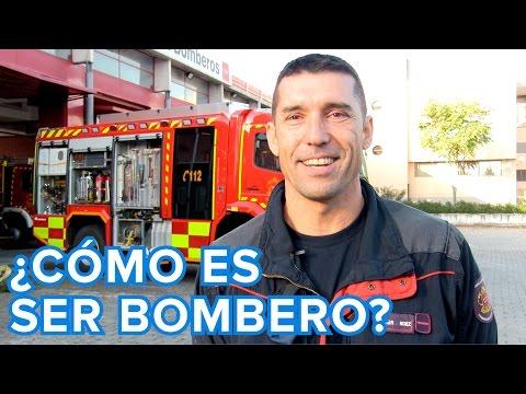 Los bomberos | Profesiones y oficios para niños
