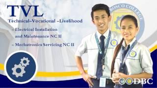 Don Bosco College - Canlubang: Senior High School Promotional Video