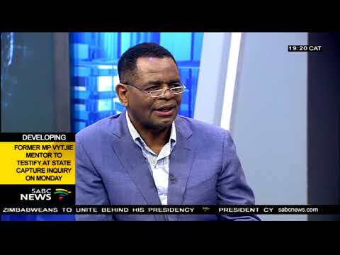 Mutumwa Mawere on economic political prospects for Zimbabwe