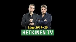 Jorma Vuoksenmaa ja Jussi Heikelä: Liiga 2019–20 – Hetkinen TV