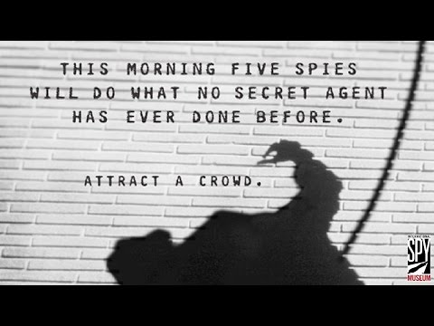 International Spy Museum: Launch Video