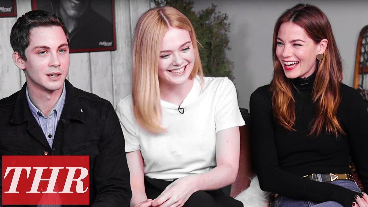 Download Elle Fanning, Michelle Monaghan, Logan Lerman & Blake Jenner Discuss 'Sidney Hall'   Sundance 2017