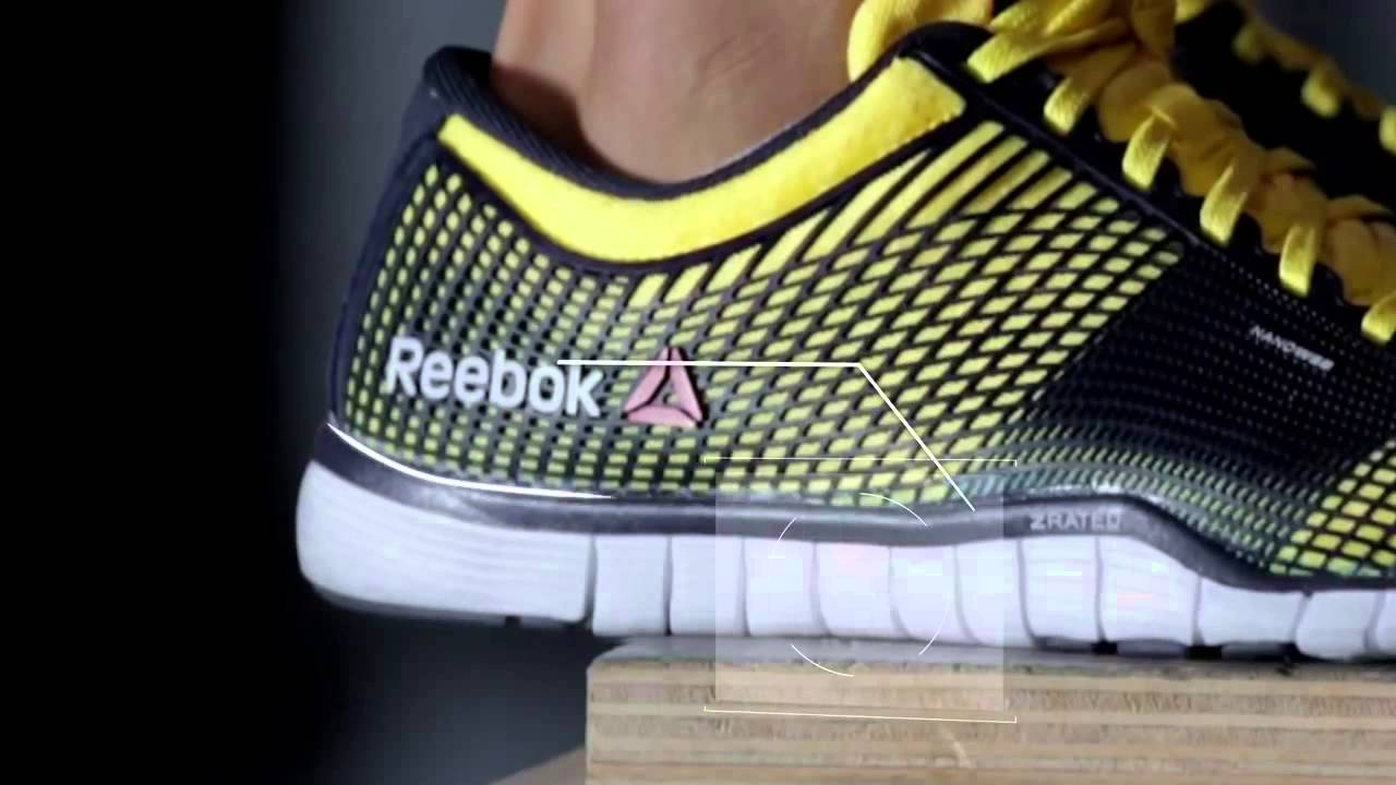 Reebok ZQUICK TR Technology - YouTube