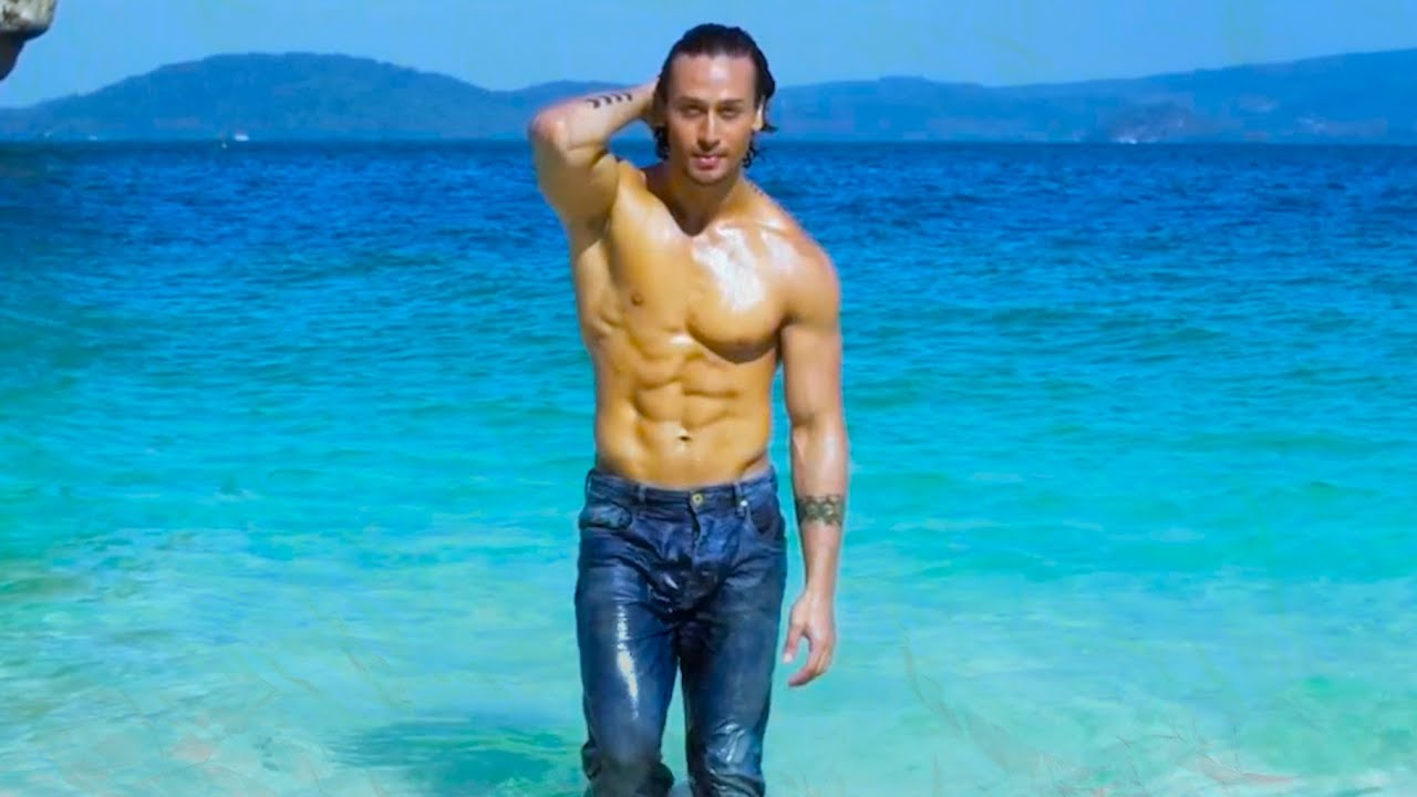 Tiger shroff diet time table