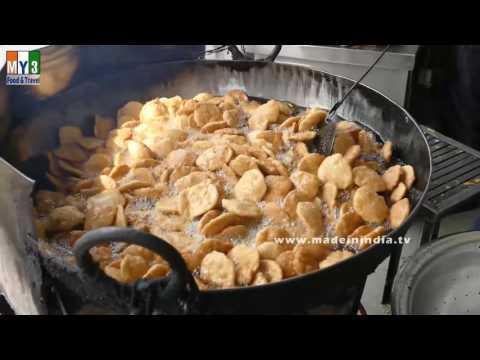 Delhi's Breakfast Kachoori at Tilak Nagar West Delhi | DELHI STREET FOODS