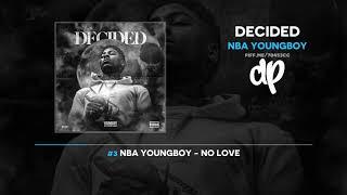NBA Youngboy - Decided (FULL MIXTAPE)