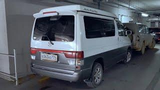 Lasman Vlog #21: Спонтанная поездка в Челябинск.  Покупка микроавтобуса Mazda Bongo...