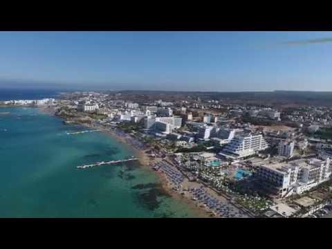 TOP Cyprus Beaches: Fig Tree Bay And Pernera Beach - 4K