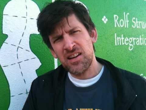 John Rabe talks story