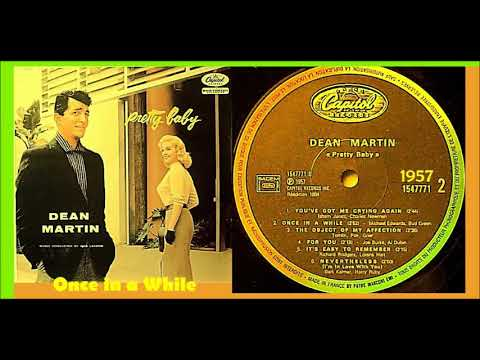 Dean Martin - Once in a While 'Vinyl'