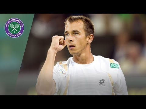 Wimbledon upsets of the decade