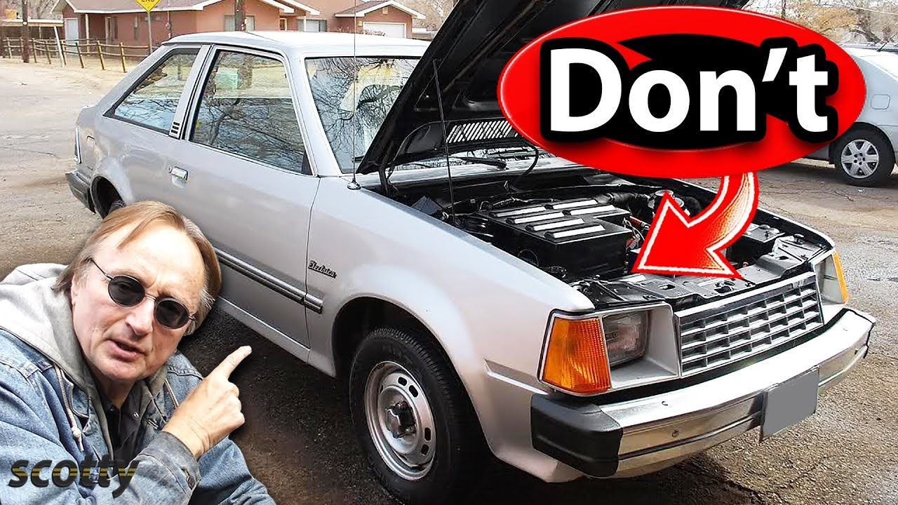 Never Do This When Buying a Used Car on Craigslist, Don't ...