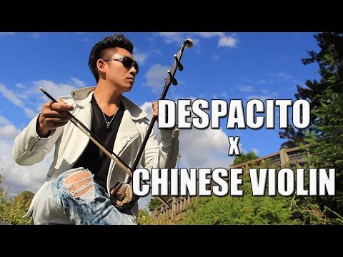 Dude Shreds DESPACITO on ANCIENT CHINESE INSTRUMENT