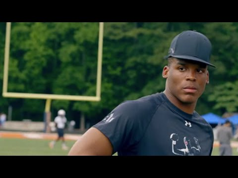 "Part 1 Huddle Up with Cam Newton | ""What Will You Do With Your Opportunity?"""