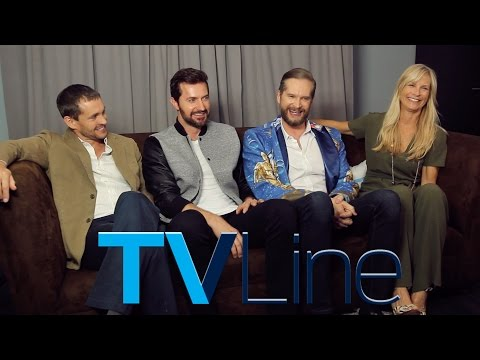"""""""Hannibal"""" Interview at Comic-Con 2015"""