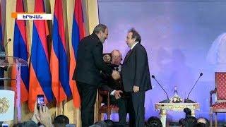 Վ. Համբարձումյանի անվան միջազգային գիտական մրցանակը բաժին հասավ ռուս և հոլանդացի գիտնականներին