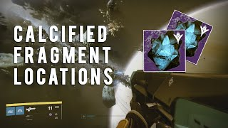 Destiny: The Taken King - All Calcified Fragment Locations (47/50)