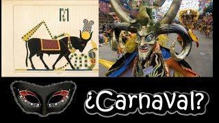 Los orígenes del carnaval