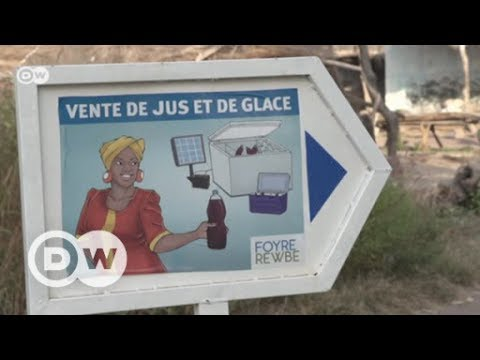 Solar energy for a promising future in Senegal | DW English