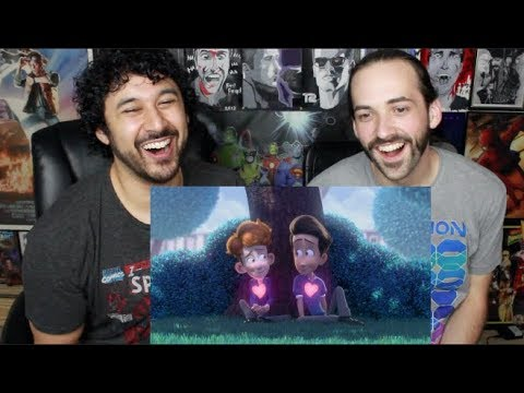 In a Heartbeat - Animated Short Film REACTION & REVIEW!!!