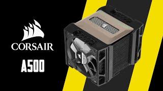 [Cowcot TV] Présentation ventirad CPU CORSAIR A500