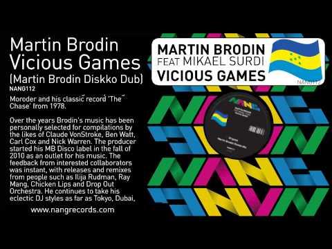 Martin Brodin - Vicious Games (Martin Brodin Diskko Dub)