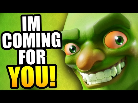 Clash Of Clans - BEWARE OF THE HACKERS!!