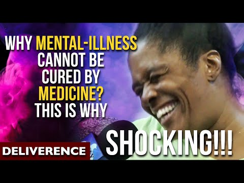 SHOCKING: Why MENTAL-ILLNESS Cannot be cured by MEDICINE? THIS IS WHY// Ed CITRONNELLI